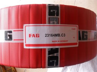 FAG 23164MB C3 Spherical Roller Bearing With Heavy Loading 23164 KMB Brass Cage Size 320x540x176mm